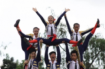 In Pep Squad, CBEM reclaims…
