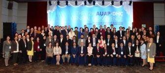 Going Global: Pres. Mascariñas attends…