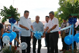 Four new BU buildings inaugurated