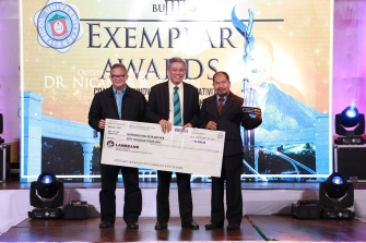 Bicol University awards outstanding personnel…