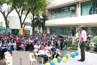 In Photos: Albay SciTech Days…