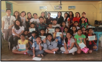CAL AVC conducts Comm Cares…